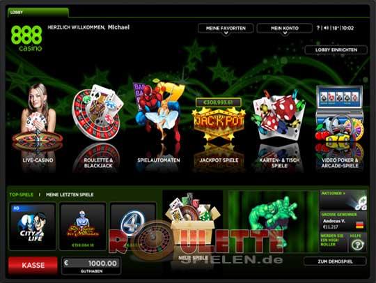 online casino 888 .de