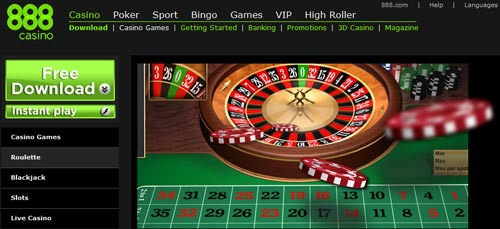 888 Casino Bonus Requirements