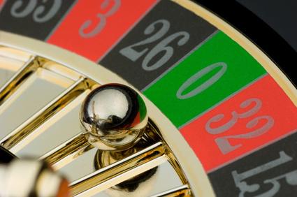 ungerade beim roulette