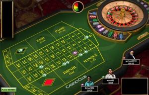 Spielanleitung Roulette